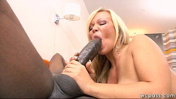 50 year Old white ugly bbw gets pounded by Hood bbc she said she loves when black cock filling her