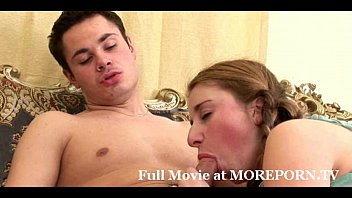 Hard doggystyle sex with blonde teen