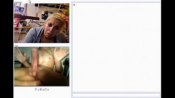Huge cock reactions from girls on adult video chat