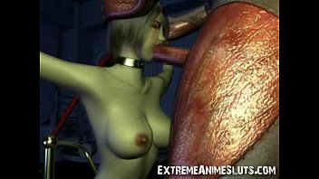 3D ANIME HENTAI TOMB RAIDER DOUBLE PENETRATION WITH BIG DIKCS