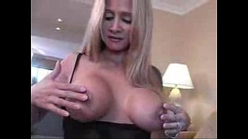 Horny MILF Step Aunt with Big Tits is Fucked While Stuck to My Desk - Melanie Hicks